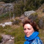 Marianne Bøgelund From Give, Denmark