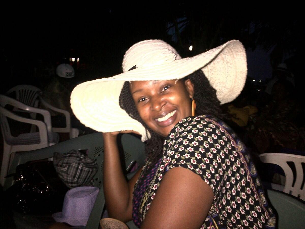 Theo from Kampala