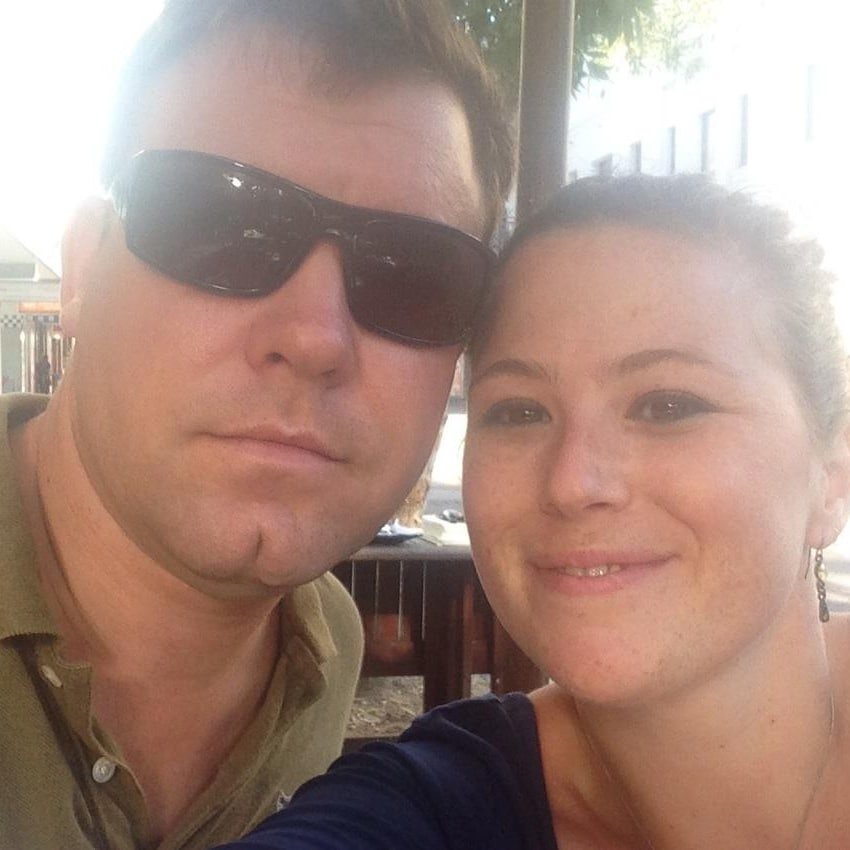 Hayley & Lawrence From Collaroy, Australia