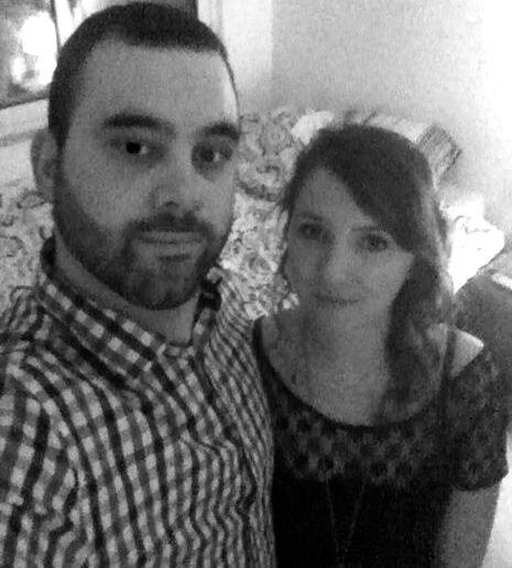 Jeune couple de français installé à Bruxelles.