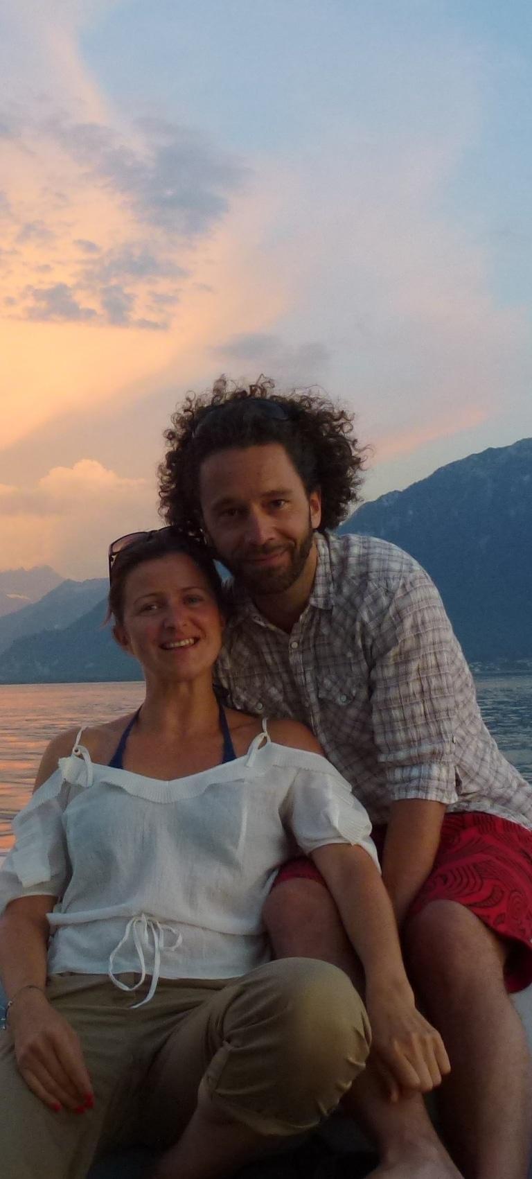 Aurélie & Daniel from Lausanne