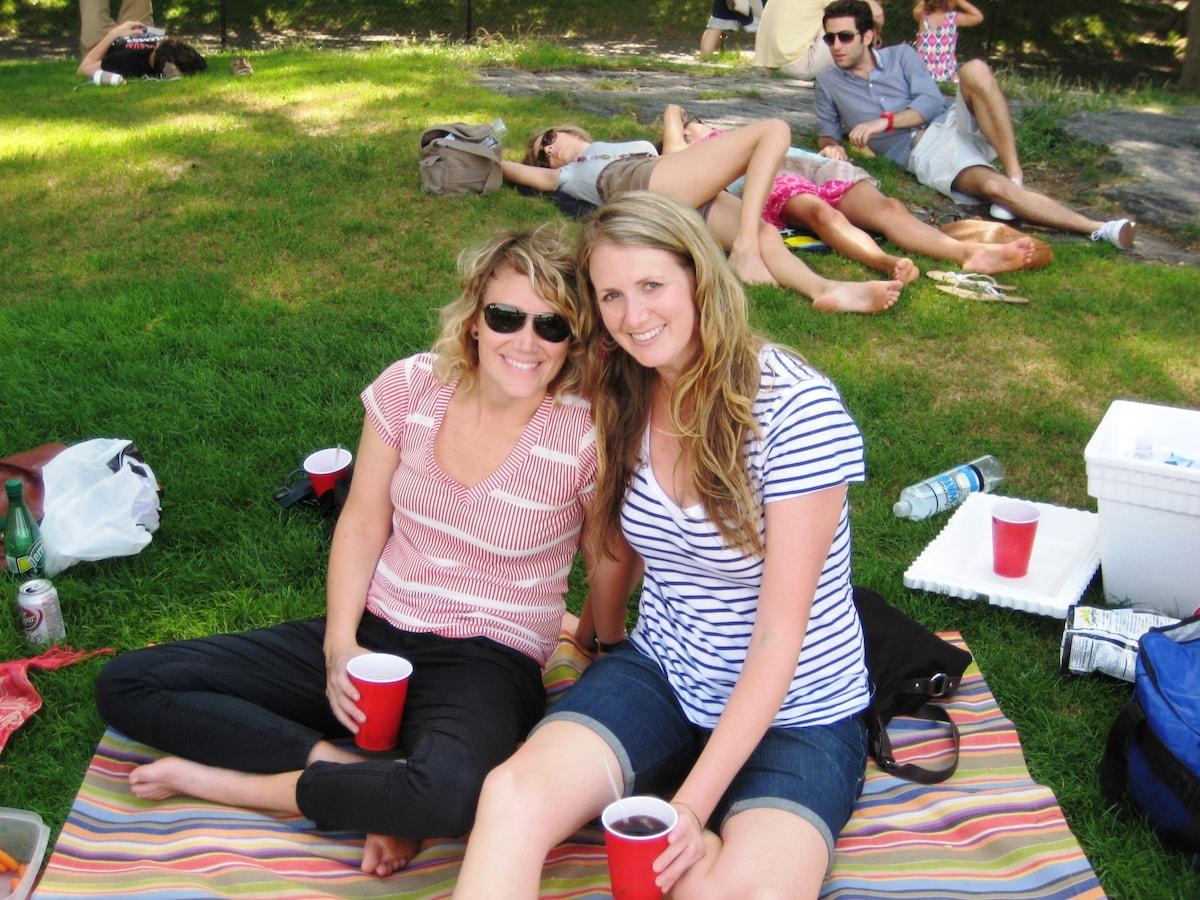 Kathrine & Emilie