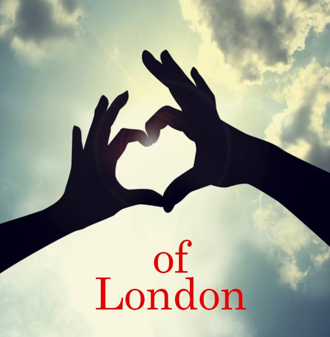 Hi, we are HEART OF LONDON! 