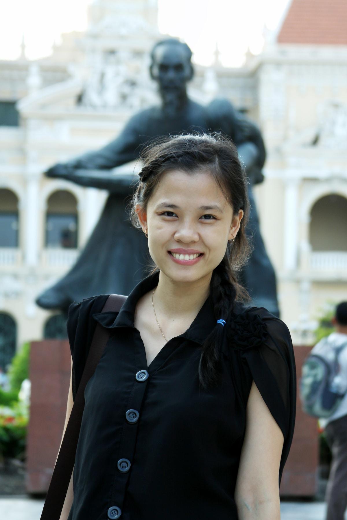 Le From Ho Chi Minh City, Vietnam