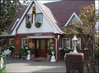 Killyon is an award winning guest house on the ban