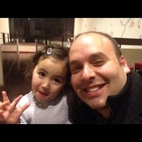 My Wife Kayoko and 4 yr old daughter Mia  & I love