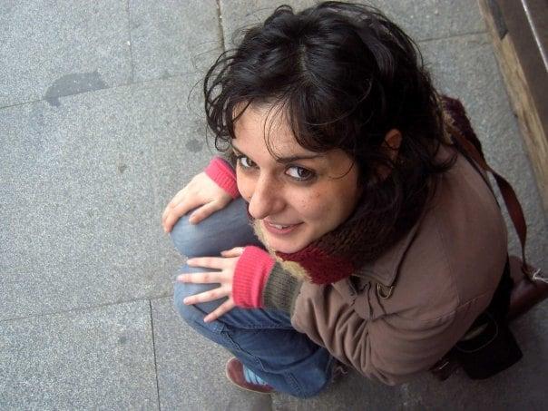 Eliana From Matera, Italy