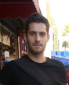 Hey, I'm David  I am 29yo and live with Ana, my g