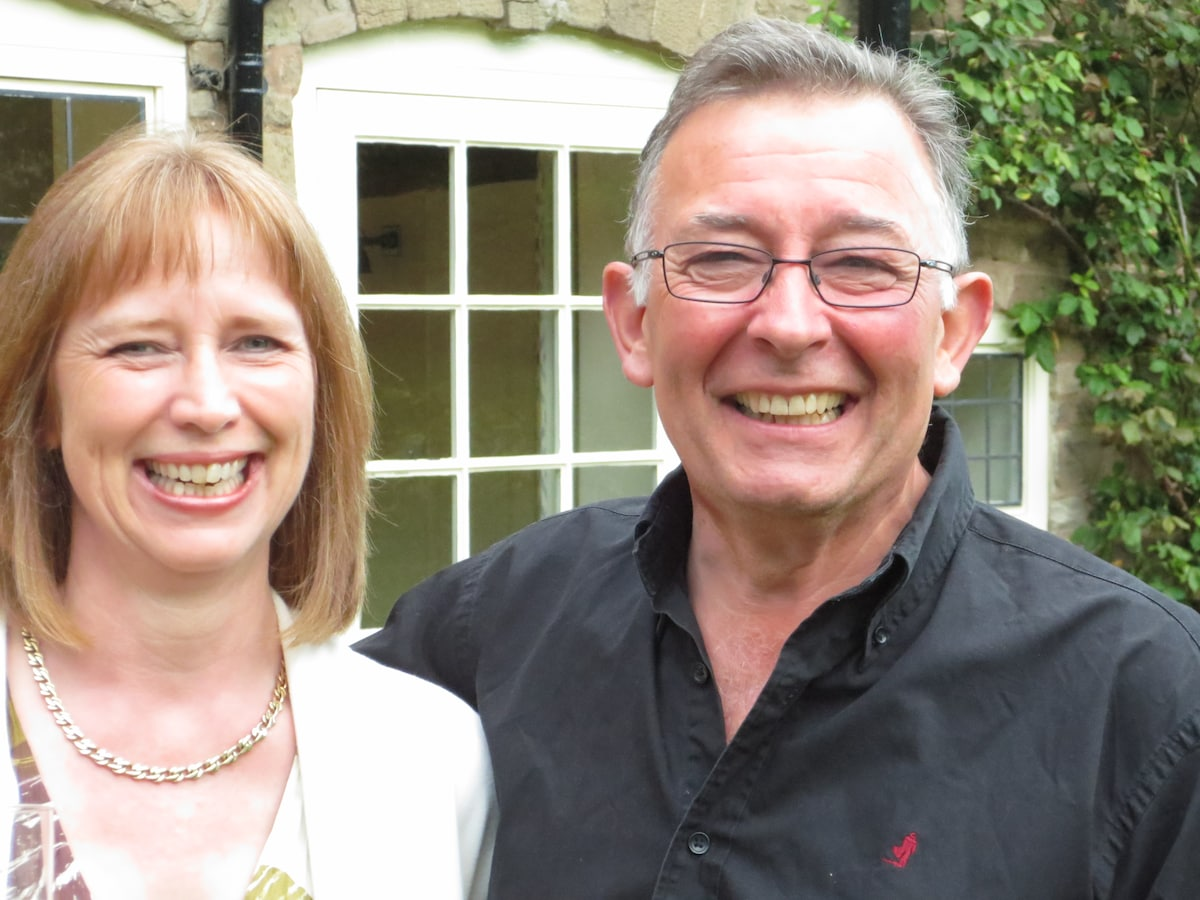 John And Amanda from Oxford