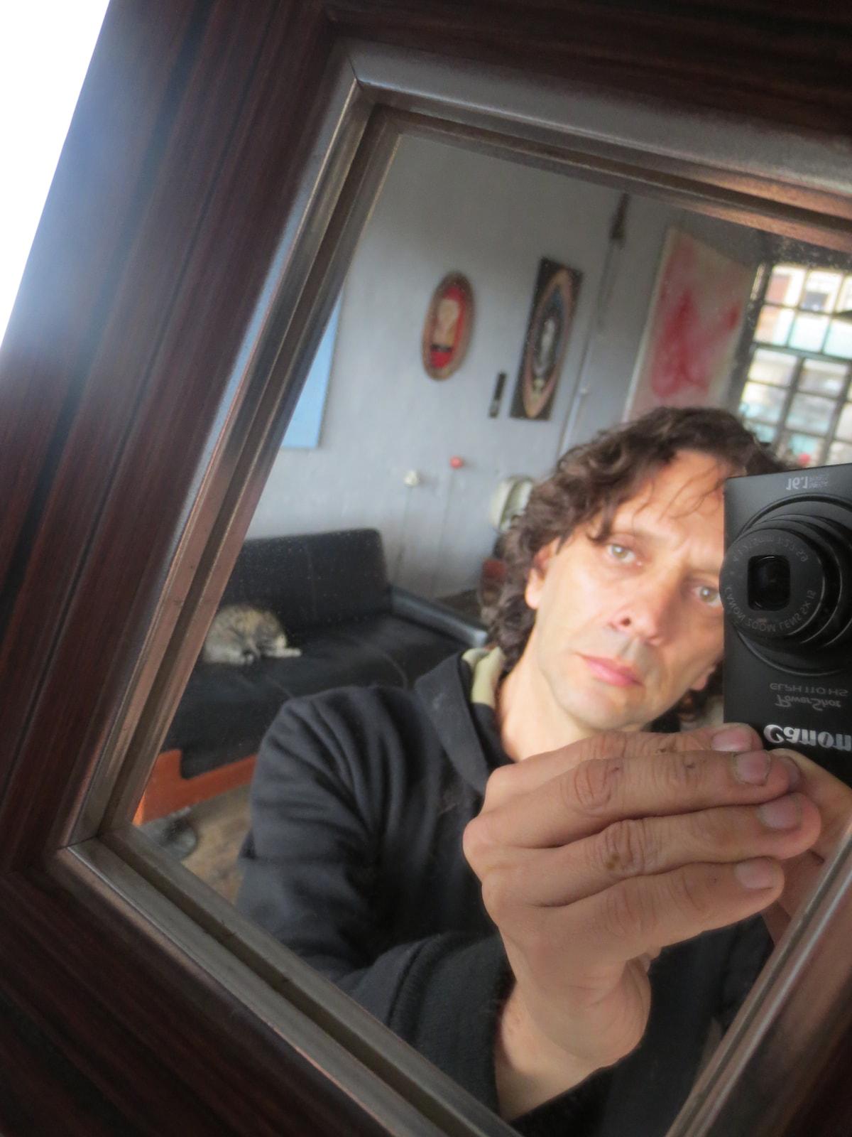 Manolo From Cuenca, Ecuador