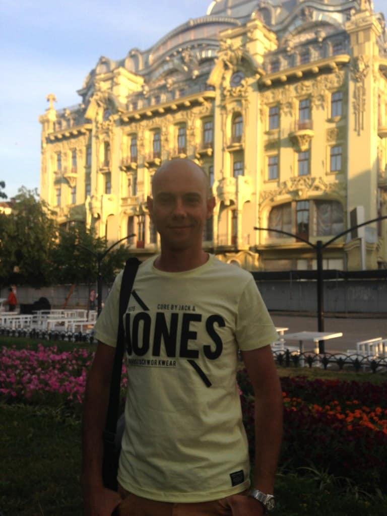 Александр from Odesa