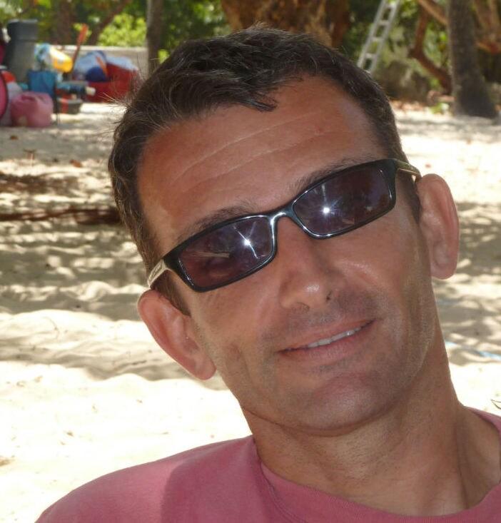 Originaire de toulouse et habitant en Guadeloupe d