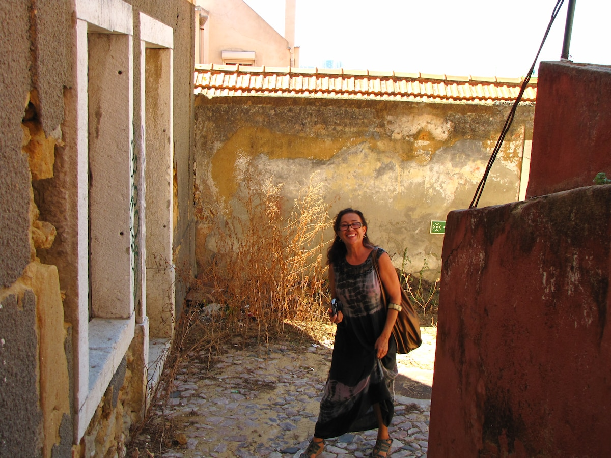 Maria from Evora