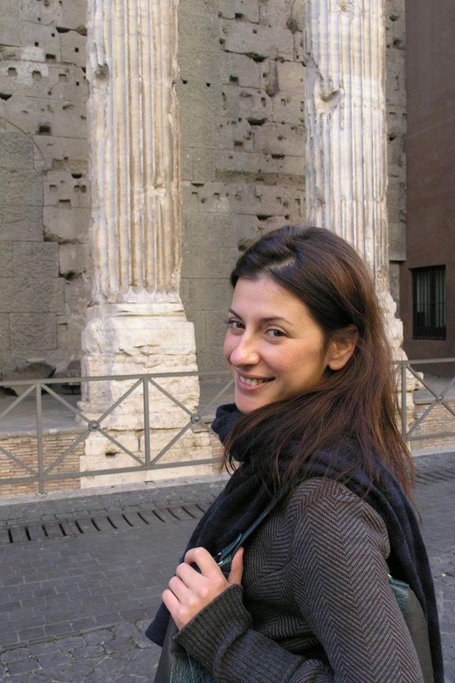 Sara From San Felice Circeo, Italy