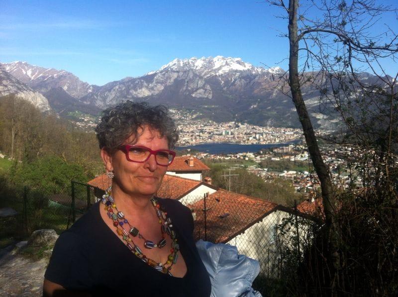 Mina Basanisi from Calolziocorte