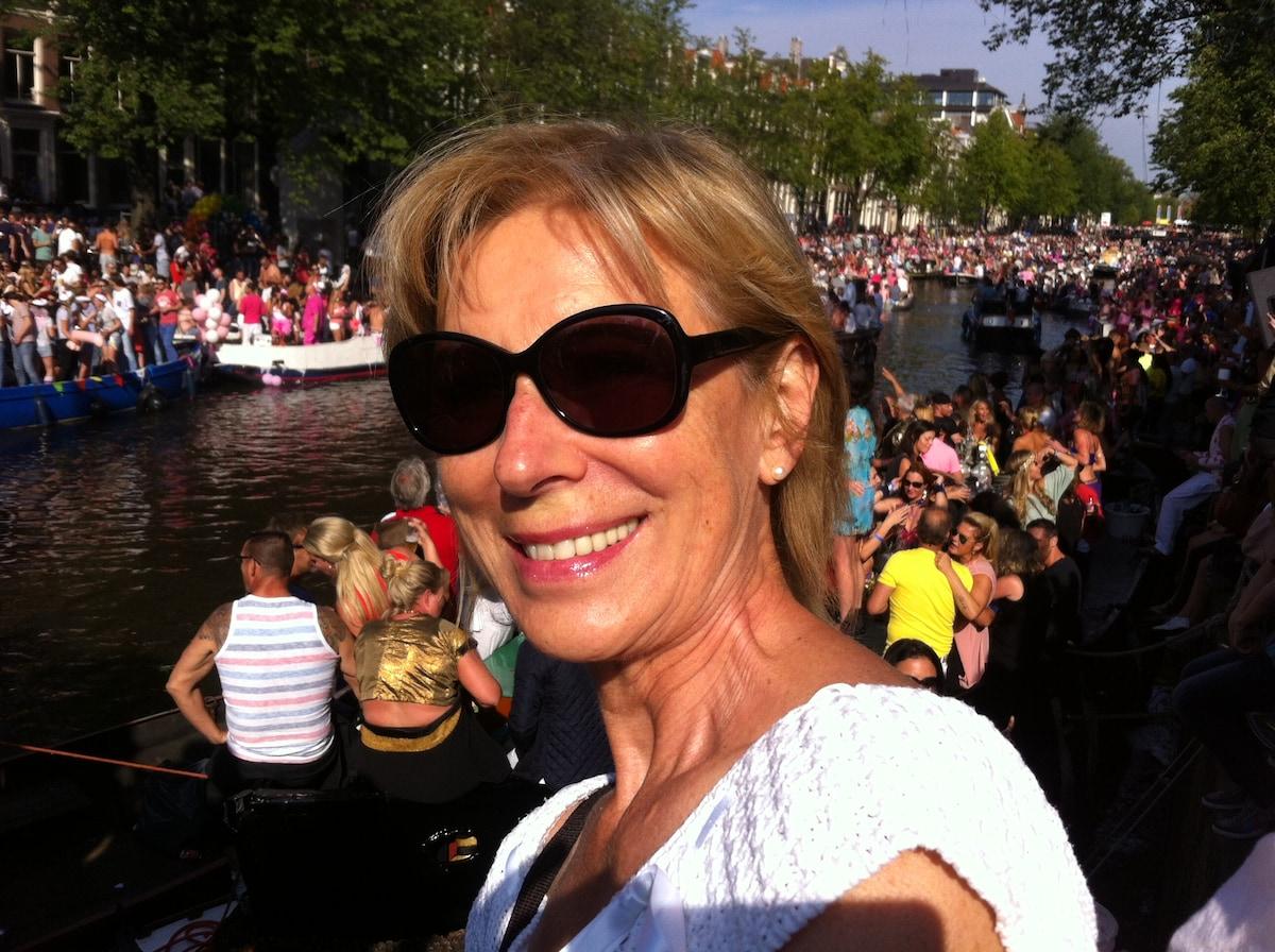 Martine from Amsterdam