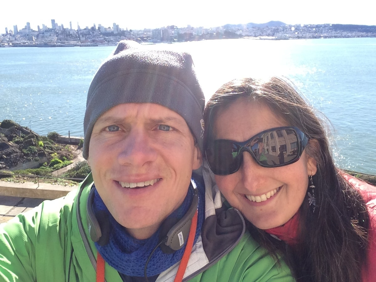 Leila And Josh From Sausalito, CA