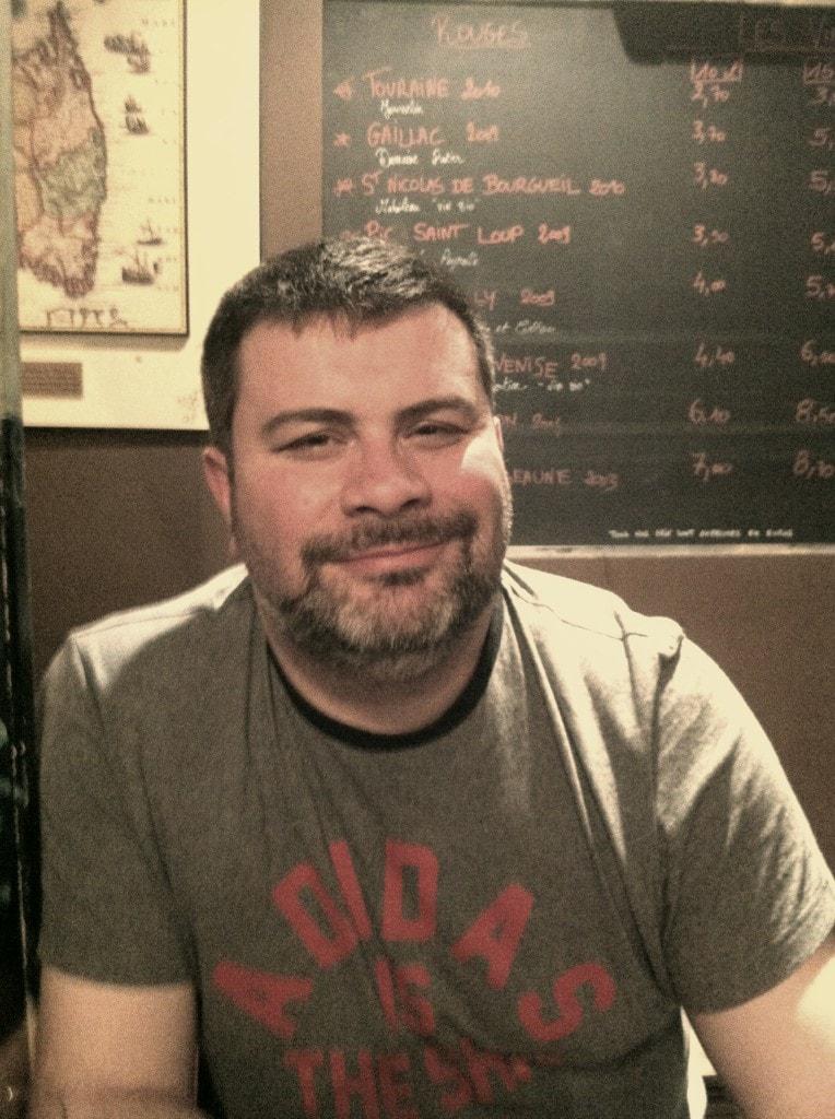 Christian From Villeneuve-sur-Lot, France