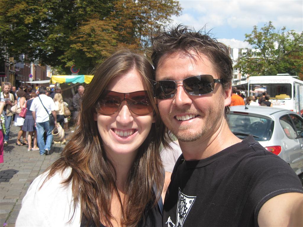 Tony & Maree