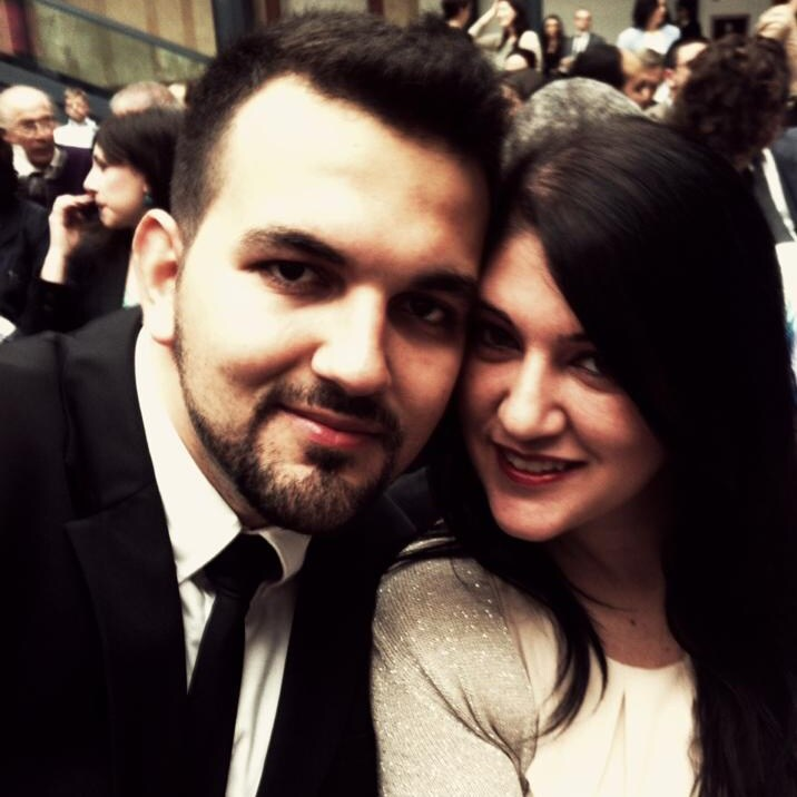 Giusy & Gabriele From Padua, Italy