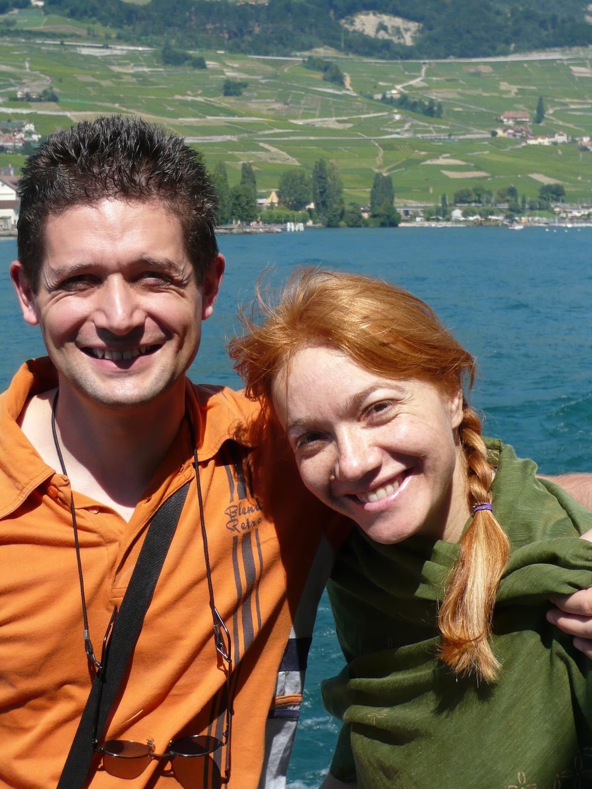 Liliana / Daniel from London