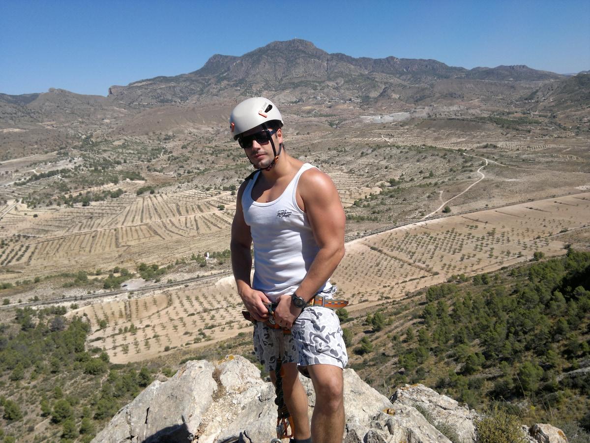 David from Los Urrutias