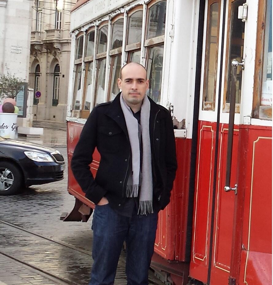 André from Quarteira