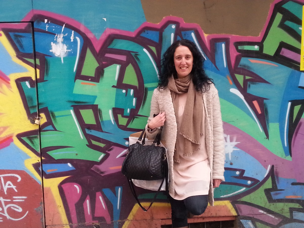 Beatriz from Madrid