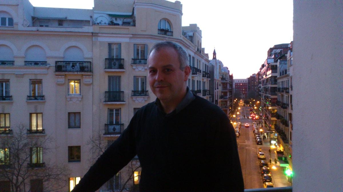 Rafael from Madrid