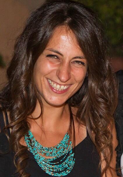 Valentina from Terracina