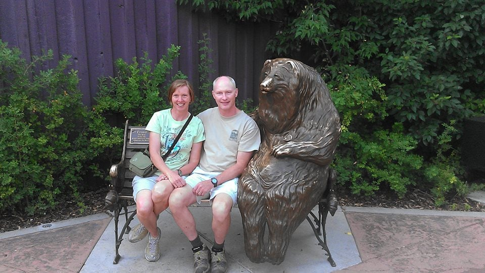 Therese And Keith from Boise