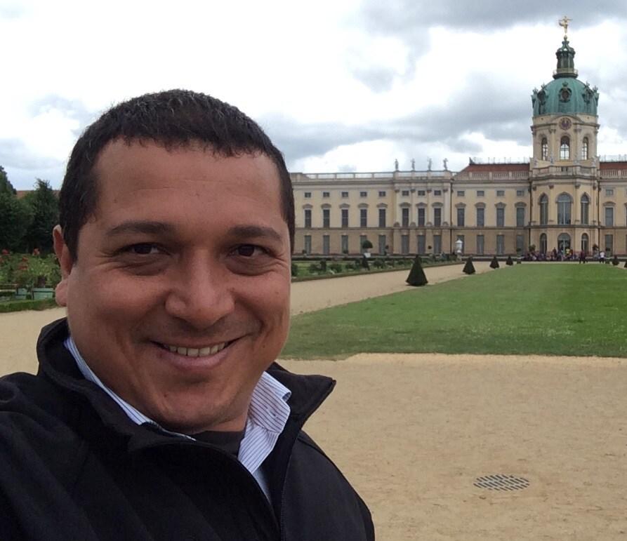 Gerardo From Paracas, Peru