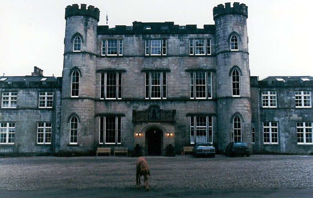 Melville Castle is an 18th Century Country House n