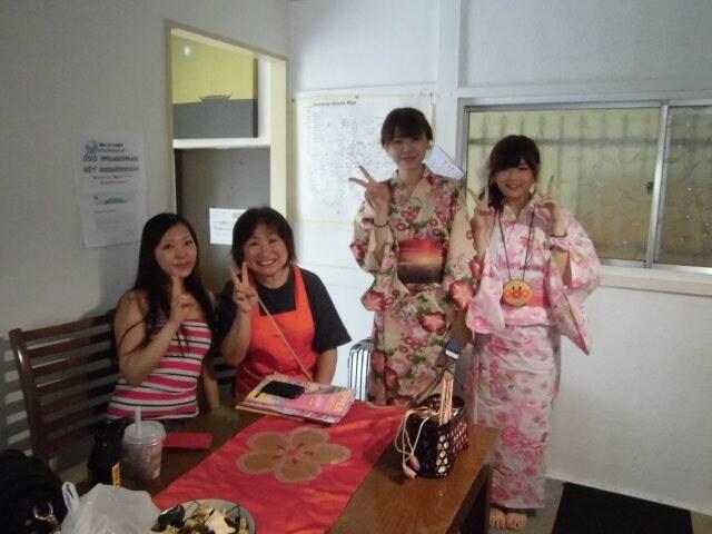 Nami from Ikuno Ward, Osaka