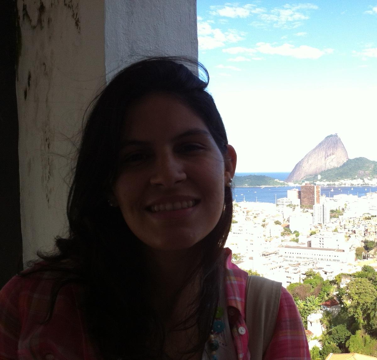 Raquel from Saquarema