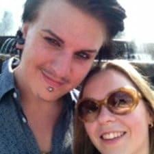 Vicktor + Alina from Copenhagen