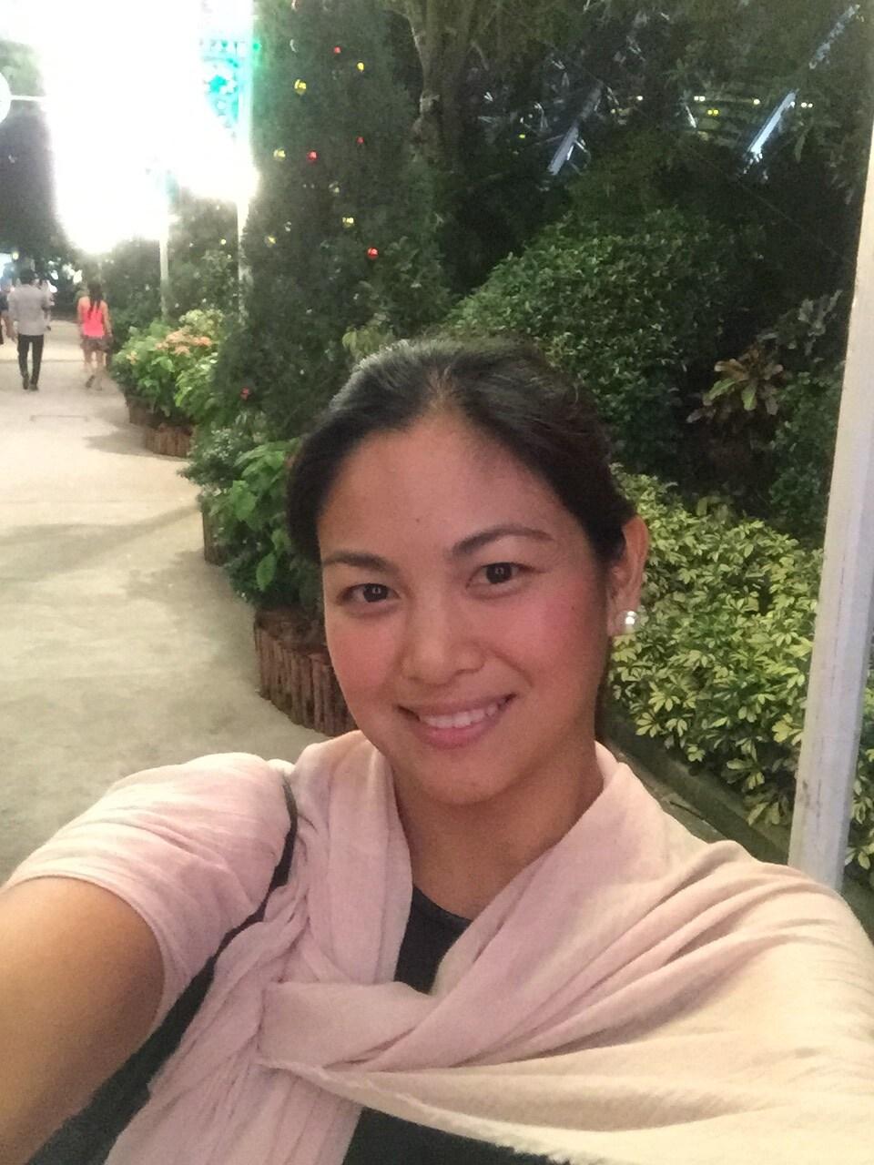 Miriam from Taguig City