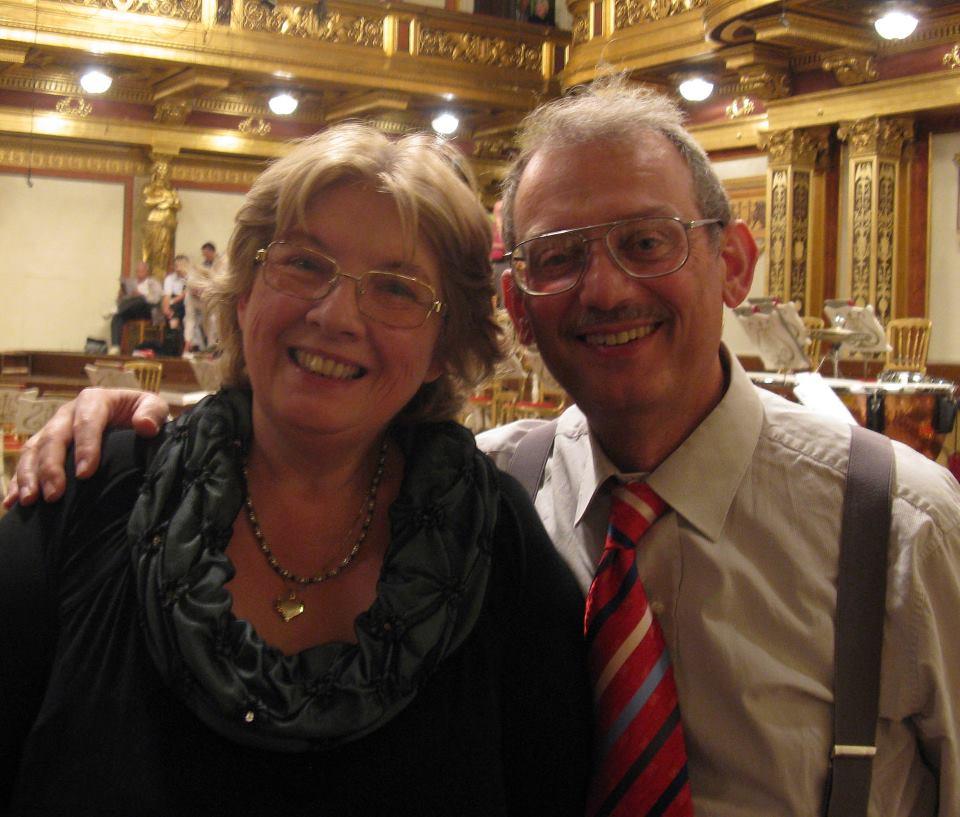 Annemarie And Motti from Vienna