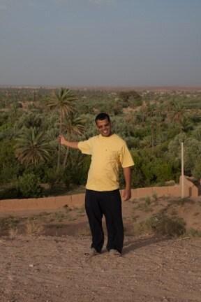 Mohamed from Skoura
