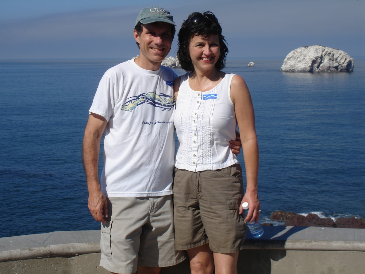 John And Fern from Goleta
