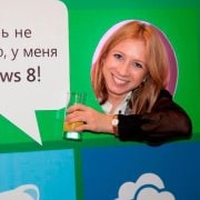 My name is Tamila, I'm PR manager at Microsoft Rus