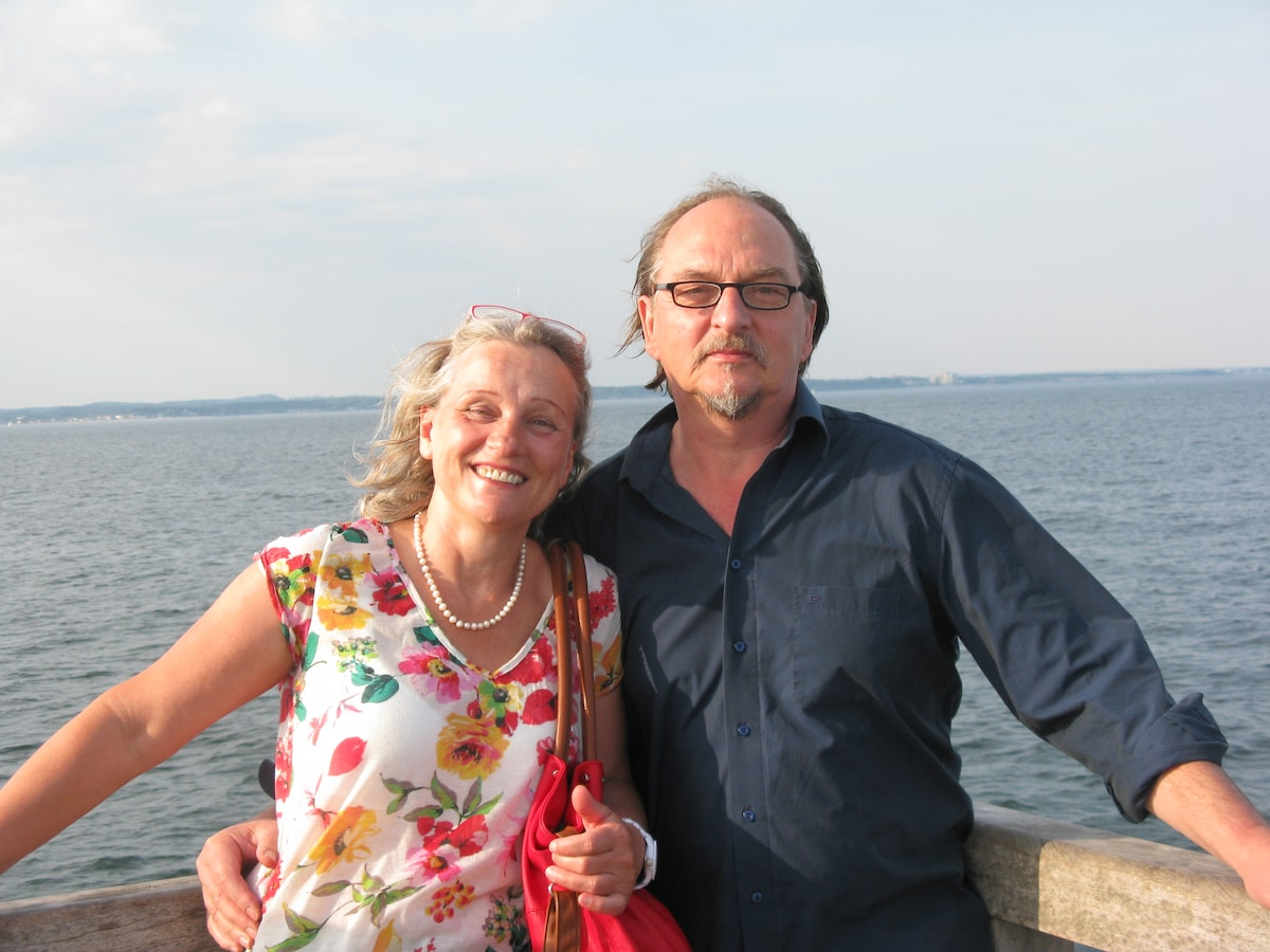 Anne + Burkhard from Berlin