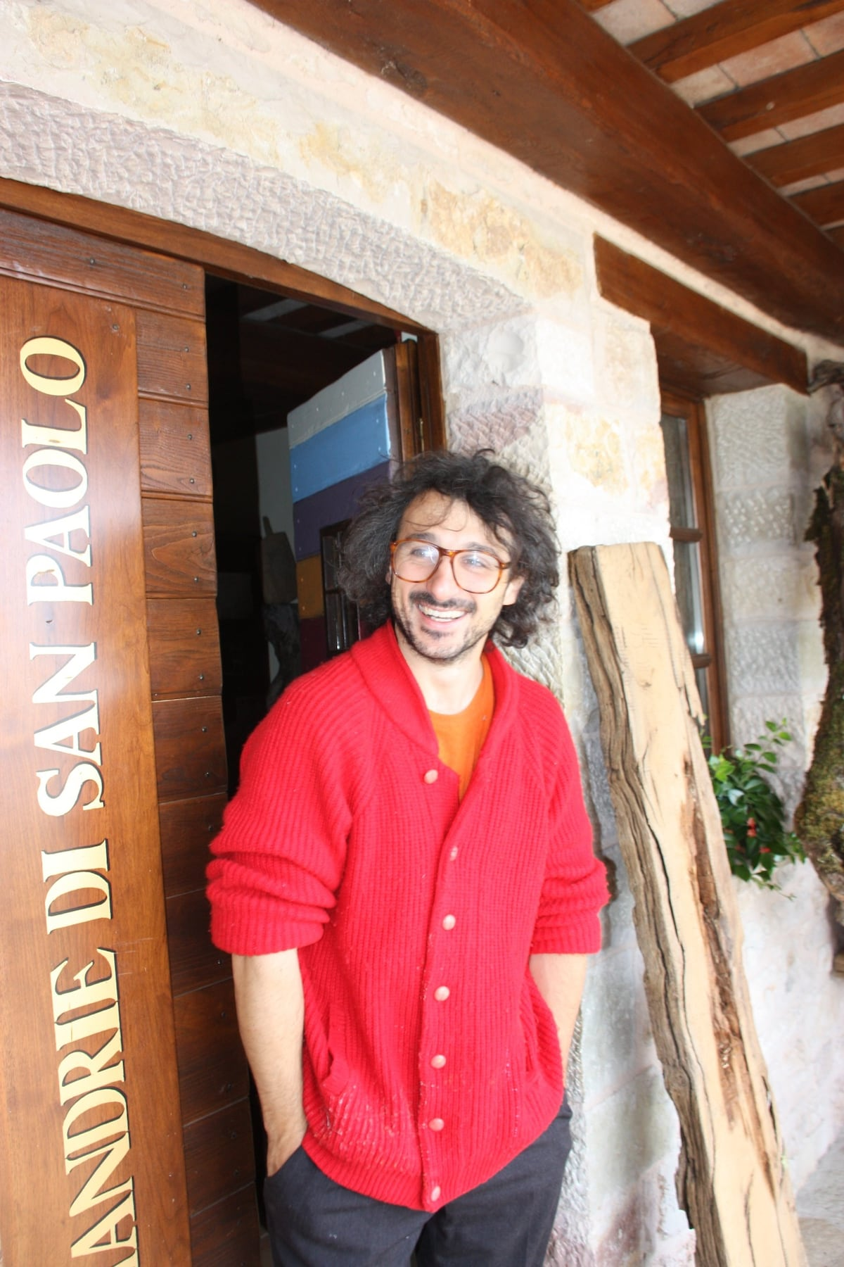 Alessandro from Assisi