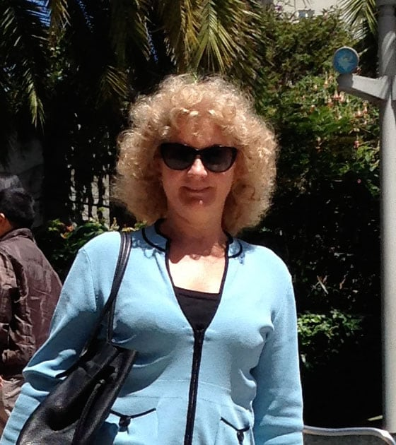 Olga from San Francisco