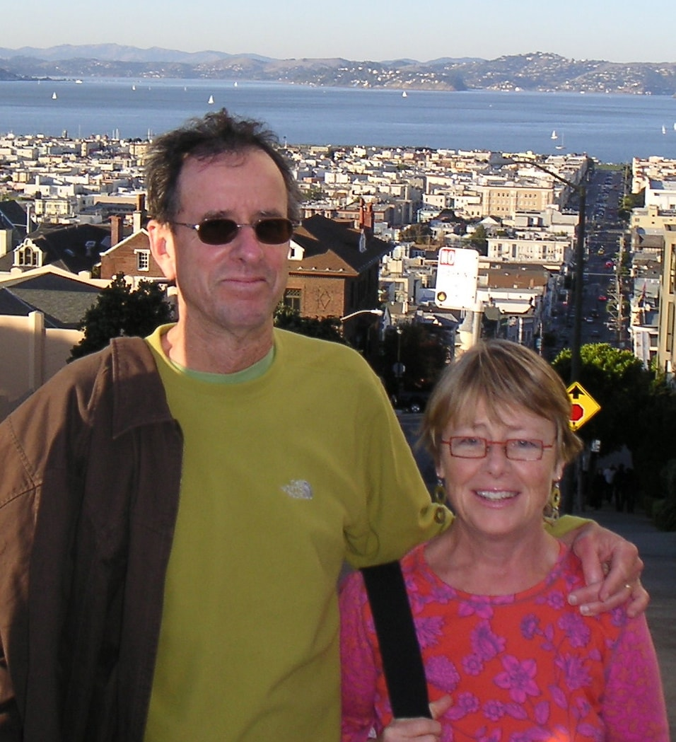 Maureen And Gary From Santa Rosa, CA