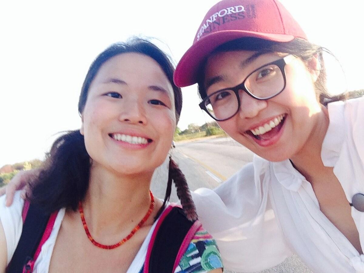 Sara from Beijing