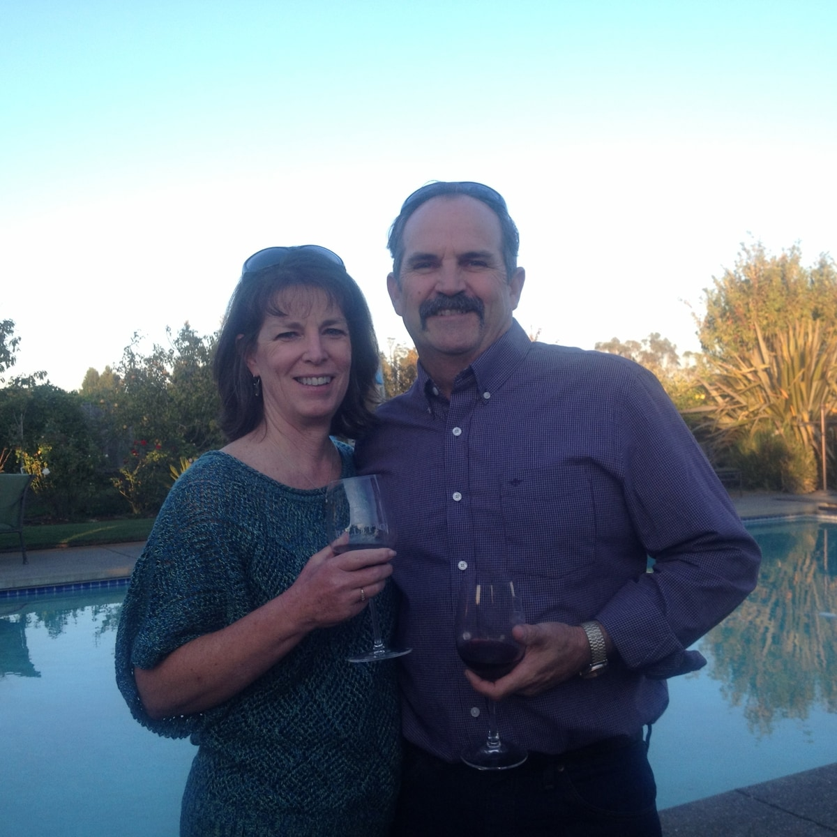 Kathy And Mike from Sebastopol