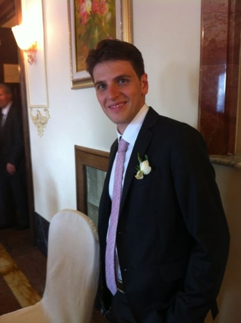Alfredo: Giornalista, 28 anni, vivo fra Italia e B