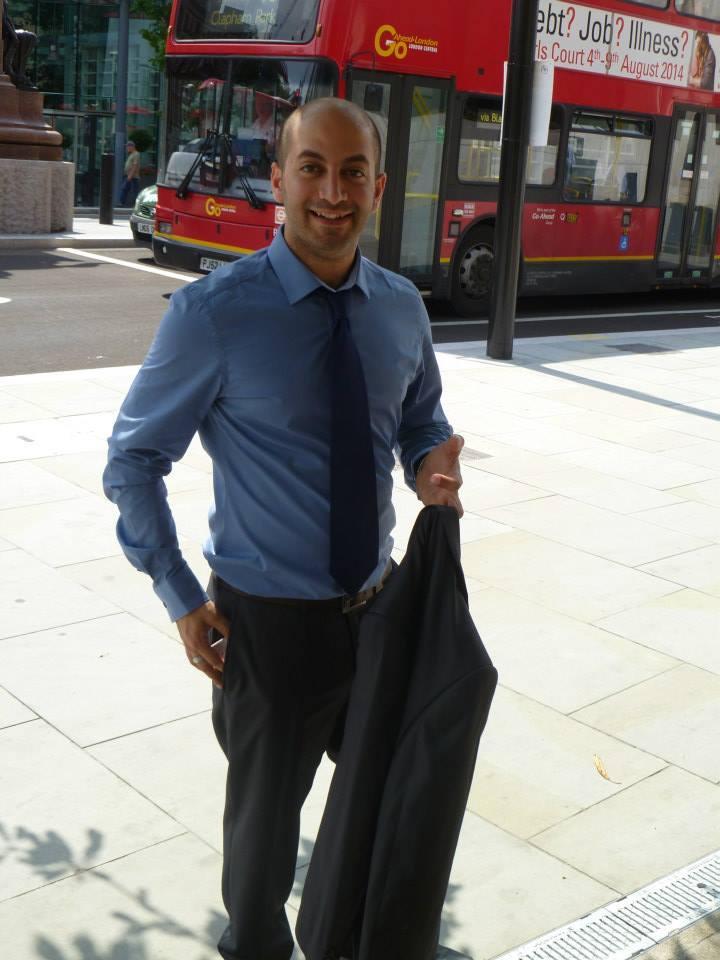 Michael From Croydon, United Kingdom