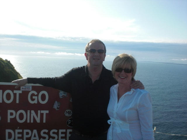 Connie & Tony from Greystones